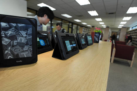 Navigating the 'Wild West' of Digital Collections in Schools | K-12 Libraries and Technology | Scoop.it