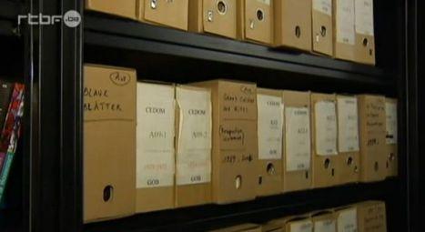 Les archivistes de Bruxelles ouvrent leurs portes au grand public - RTBF Medias | Rhit Genealogie | Scoop.it