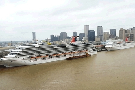 Carnival Extends Stay in The Big Easy | Cruising | Scoop.it