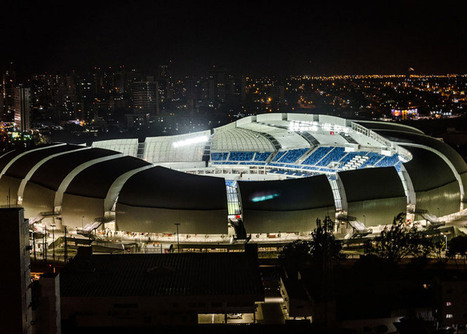 Populous completes Arena das Dunas for FIFA World Cup 2014 | Sports Facility 4334304 | Scoop.it
