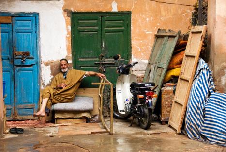 À Casablanca, l'éradication des bidonvilles ne fait pas que des heureux | Casablanca immobilier | Scoop.it