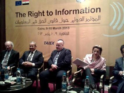 Égypte: un atelier TAIEX sur la liberté d'accès à l'information | Égypt-actus | Scoop.it