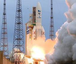 Ariane 5 orbits Sky Muster and ARSAT-2 | More Commercial Space News | Scoop.it
