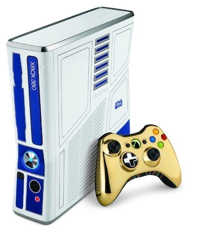 Microsoft Star Wars Xbox 360 bundle coming to a galaxy close to here, April 3rd   All Geeks   Scoop.it