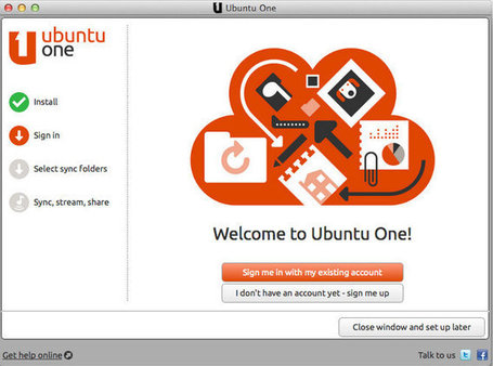 Ubuntu One débarque en version bêta sur Mac | Ubuntu French Press Review | Scoop.it