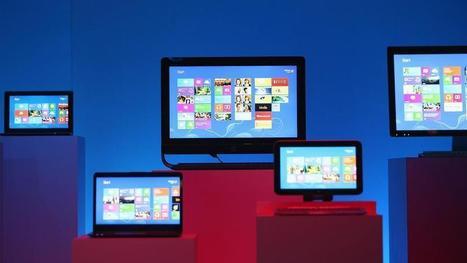 Windows 8 ne s'impose pas en entreprises, Windows 7 reste leader | Geeks | Scoop.it