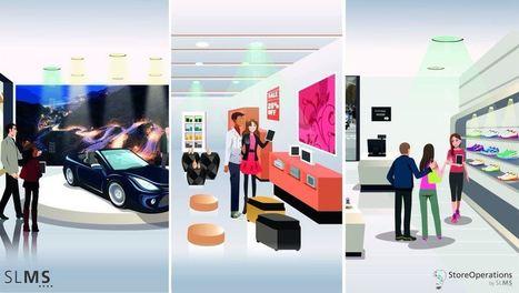 SLMS repense le parcours client en magasin - Mon Client Digital | Digital et Expérience client omnicanal | Scoop.it