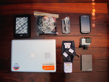 The essential tech tools for The Working Nomad | TL - OUTILS WEB | Scoop.it