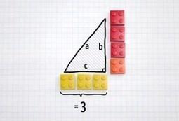 El Teorema de Pitágoras explicado con LEGO | Vicens | Scoop.it