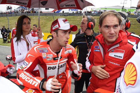 Ducati Team, Sachsenring MotoGP | Facebook | Ductalk Ducati News | Scoop.it