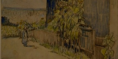 Van Gogh apprenti dessinateur exposé à Arles | fleenligne | Scoop.it