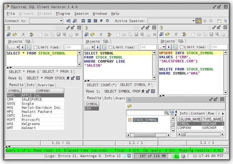 Phoenix: A SQL layer over HBase | EEDSP | Scoop.it
