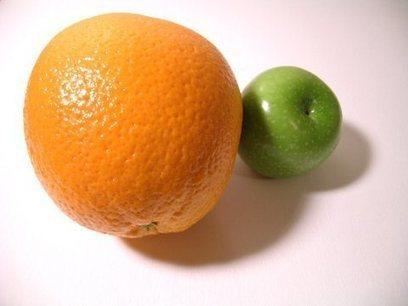 On Apples and Oranges   Leadership in education   Scoop.it