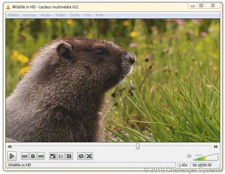VLC (VideoLAN) Media Player 2.0.0 RC1 / 1.1.11 Stable | Moodle and Web 2.0 | Scoop.it
