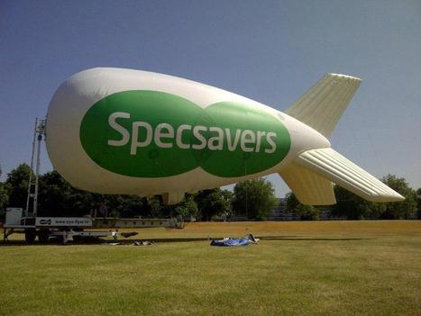 Twitter / TheEyeFlyer: Specsavers EyeFlyer getting ... | Specsavers | Scoop.it