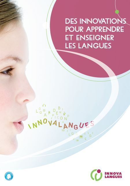 Plaquette Innovalangues 2014 | Innovate | Scoop.it