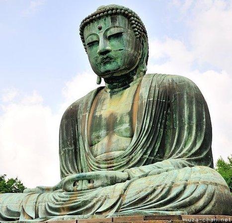 Japanese spirituality, the Great Buddha of Kamakura meditation mudra   Spiritual   Scoop.it