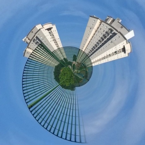 360 degrees with Tiny Planets | iPad Art Room | Technology.edu | Scoop.it