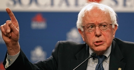 """Nine Numbers That Cry Out: """"Bring On Bernie!"""" 
