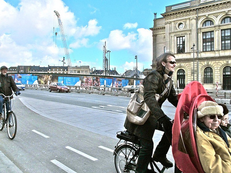 Copenhagenize.com - Bicycle Culture by Design: Ageless Cycling | Pedicabs in the Media! | Scoop.it