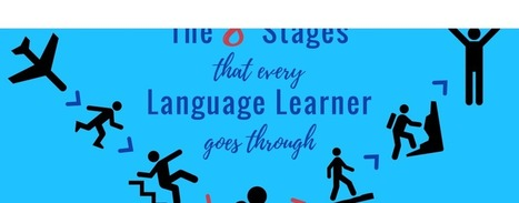 The 8 Stages That Every Language Learner Goes Through | Angelika's German Magazine | Scoop.it