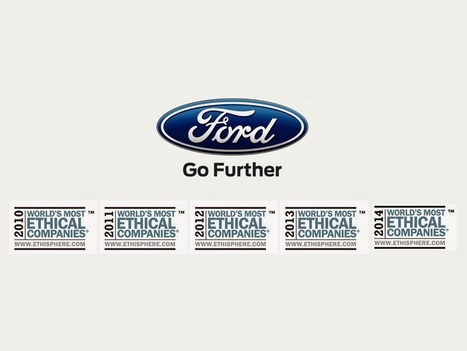 Autos Américaines Blog: Ford, Cummins et Delphi Automotive Systems, parmi les entreprises les plus éthiques au monde | ML Suppliers | Scoop.it