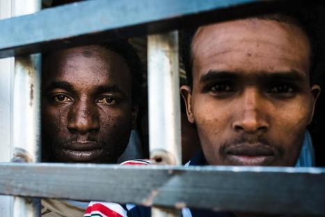 In Pictures: Libya migrants languish in camps | Traveling and taking pictures | Scoop.it