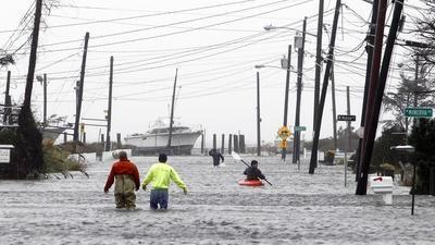 The science behind Hurricane Sandy: a confluence of trouble   Natural Disasters   Scoop.it