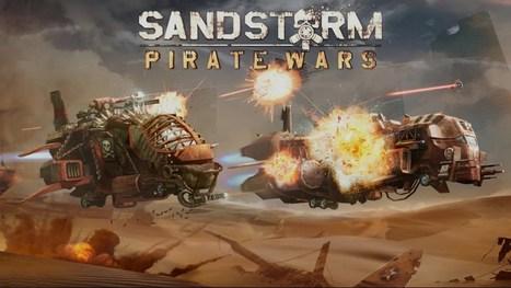 Sandstorm Pirate Wars Hack - Unlimited Power Cells and Bolts | HacksPix | Scoop.it