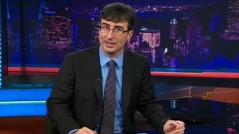 John Oliver: You do not pair a penis with red wine | The Raw Story | Atheism | Scoop.it