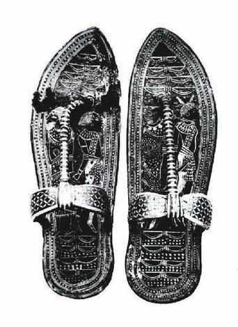 Cersosimo -Las sandalias en el antiguo egipto | Heroes egipcios | Scoop.it