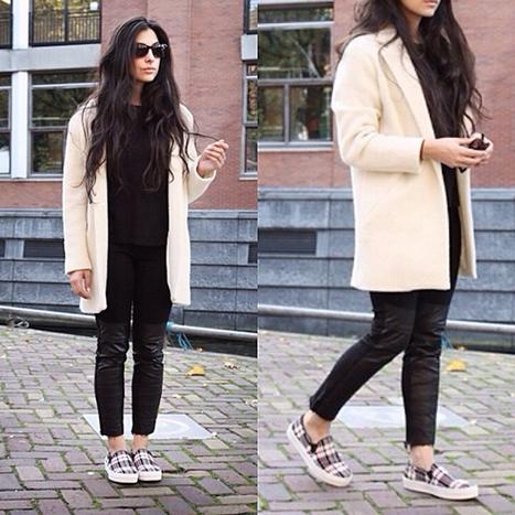 6 looks de blogueuses mode pour l'automne-hiver 2013-2014 | mode | Scoop.it