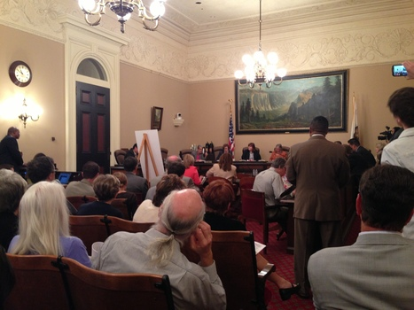 Bill banning fracking in California passes first committee | Sustainability Science | Scoop.it