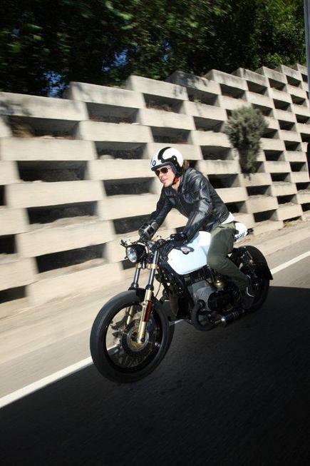 BMW R45 Cafe Racer - Grease n Gasoline | Motorcycles | Scoop.it
