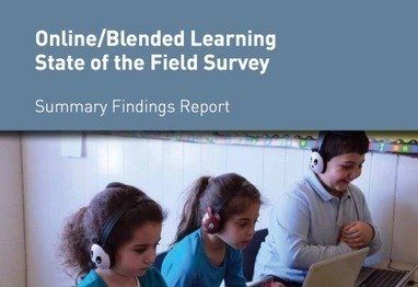 New Reports Released: Online/Blended Learning in Jewish Day Schools | Jewish Education Around the World | Scoop.it