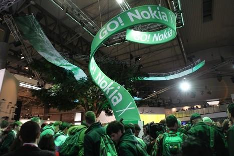 #NokiaMWC: la percezione del brand al Mobile World Congress di Barcelona | Data Analysis, Monitoring, Social CRM | Scoop.it