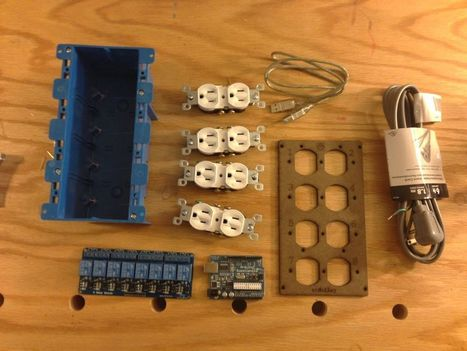 Arduilay | Arduino, Netduino, Rasperry Pi! | Scoop.it