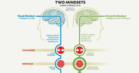 The Brains of Successful vs. Unsuccessful People Actually Look Very Different | Positive futures | Scoop.it