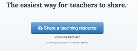 Share resources quickly and easily ~ Free Technology for Schools | Free Tech for Schools | Scoop.it