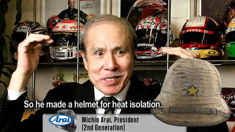 Web series \ The Arai Story | Ductalk Ducati News | Scoop.it