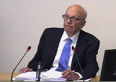 Rupert Murdoch's News Corp. settles suits over phone-hacking scandal for $139 million | Rupert Murdoch Phone Hacking Scandal | Scoop.it