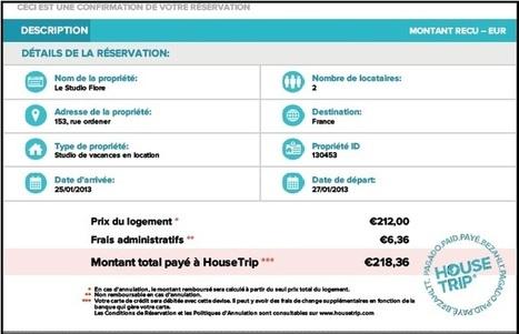 HouseTrip.com revisite l'hébergement chez l'habitant | Tourisme Tendances | Scoop.it