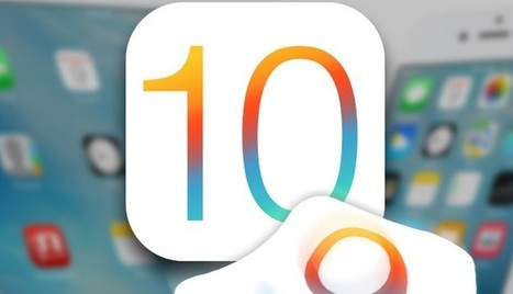Apple Unveils iOS 10 at WWDC with 10 Major Redesigns and Features   iPhone Applications Development   Scoop.it