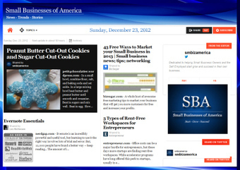 Small Businesses of America News : Sunday December 23,2012 | Founder : Small Businesses of America | Scoop.it
