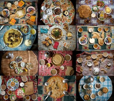 We Are What We Eat | Documenting Dinners Around the World | Tourism : StoryTravelling | Scoop.it