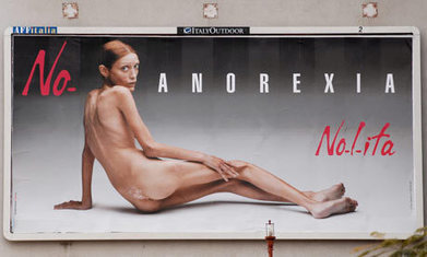 Child anorexia: is 'size-zero culture' really to blame? | Anorexia nervosa | Scoop.it