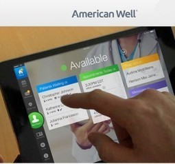 New App From American Well Creates Easy Integration For Telemedicine Services | Health around the clock | Scoop.it