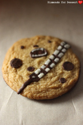 Let's Have Chewie Eat This Chewy Wookiee Cookie | All Geeks | Scoop.it