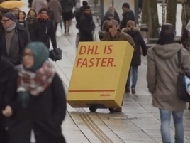 Agency's Ice-Cold Prank Turns DHL's Rivals Into DHL Advertisers | Digital Creatives | Scoop.it