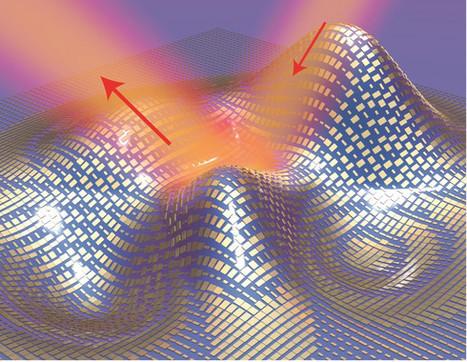 Una capa de invisibilidad logra ocultar pequeños objetos tridimensionales | Salud Visual (Profesional) 2.0 | Scoop.it